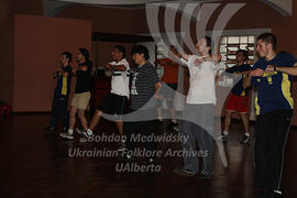 "Ukrainian dancing group ""Barvinok"" in Curitiba"