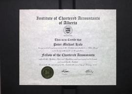 Institute of Chartered Accountants of Alberta