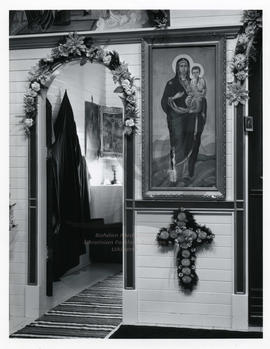 Interior, Russo Orthodox Church
