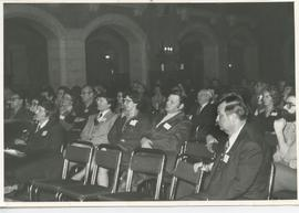 Photo of participants at an event
