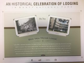 An Historical Celebration of Lodging in Banff National Park