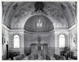 Interior, St. George's Ukrainian Catholic Church