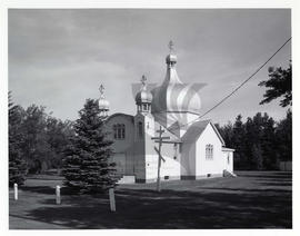 Ukrainian Orthodox Church in Sarto, MB