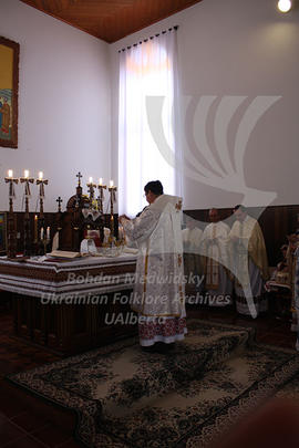 Ordination of f. Malinowsky