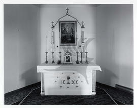 Altar, Transfiguration of Our Lord Ukrainian Catholic Church
