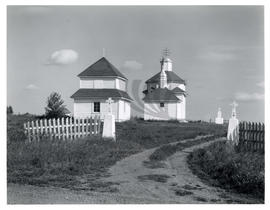 Exterior, Russo Orthodox Church