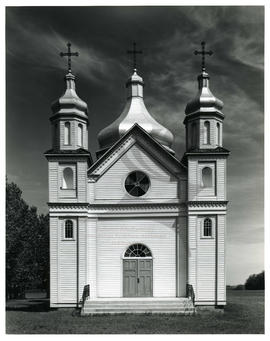 Exterior, Holy Trinity Ukrainian Catholic Church