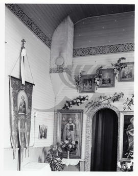 Interior, St. James Russo Orthodox Church