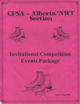 CFSA - Alberta/NWT Section Invitational Competition Events Package