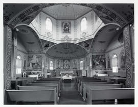 Interior, St. Mary's Ukrainian Catholic Church