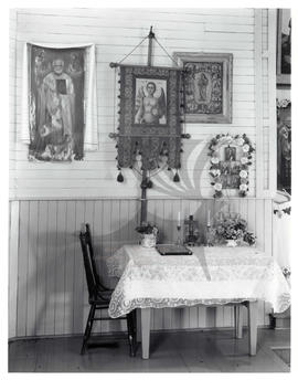 Table, St. Peter and Paul Russo Orthodox Church