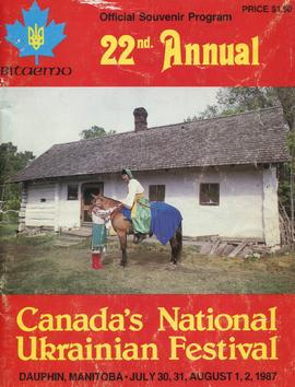 22nd Annual Canada's National Ukrainian Festival
